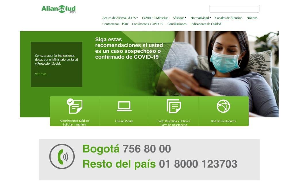 Aliansalud: Requisitos de afiliación y servicios médicos